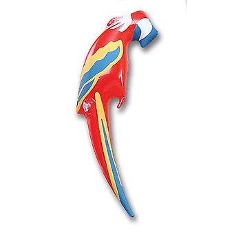 Inflatable Parrot, Small.