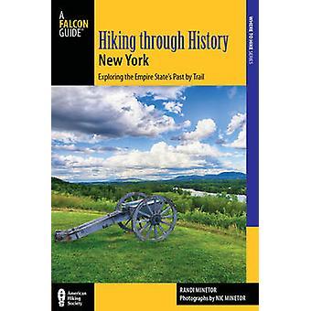 Vandring genom historien New York - att utforska Empire States förflutna av