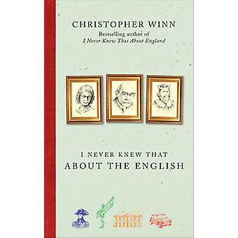 Eu nunca soube disso sobre o inglês por Christopher Winn - 97817850339