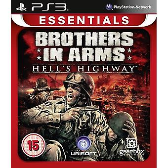 Brothers In Arms Hells Highway Essentials (PS3) - Neu