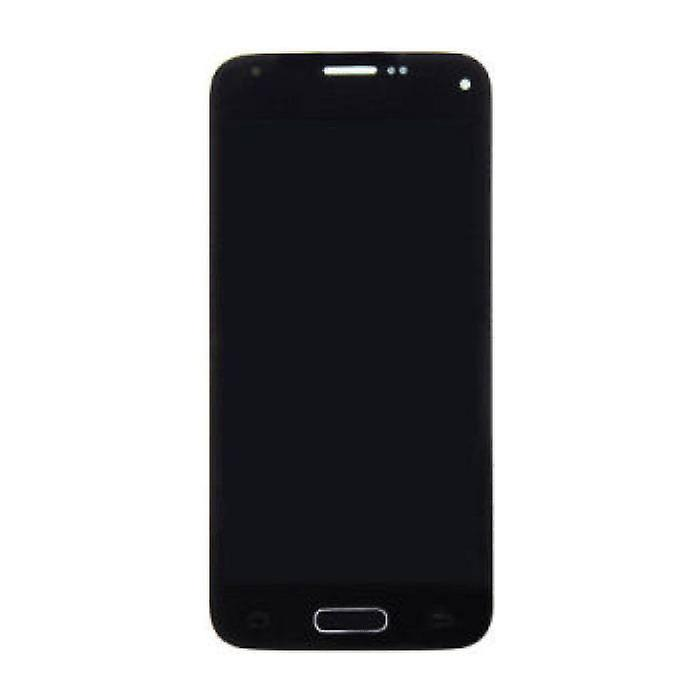 Stuff Certified® Samsung Galaxy S5 Mini Display (AMOLED + Touch Screen + Parts) AAA + Quality - Blue / White