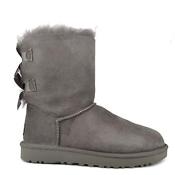 UGG Bailey Bow Ii Classic Grey Suede Boot