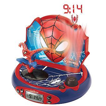 Lexibook Spiderman klokradio (Model nr. RP500SP)