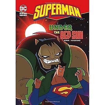 Superman: bajo el rojo el sol (superhéroes)