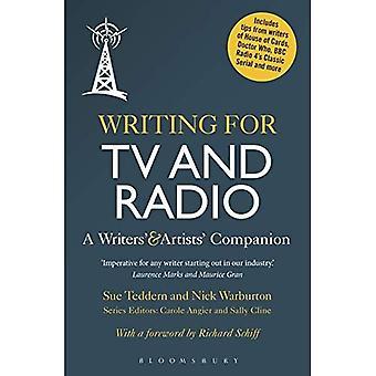 Skriva för TV och Radio (författarnas och konstnärernas följeslagare)