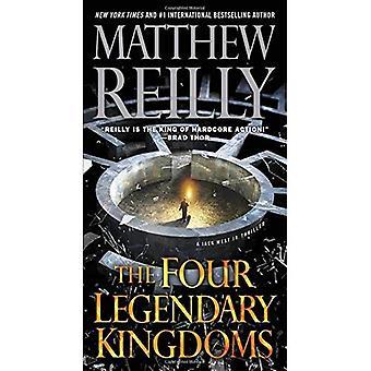De fyra legendariska kungadömena