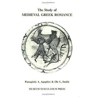 Studier av medeltida grekiska romantik: en omvärdering av senaste arbete (Opuscula Graecolatina)