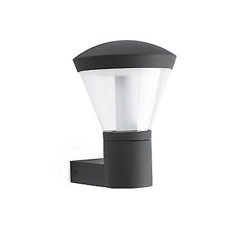 Faro - Shelby mörkgrå LED utomhus vägg ljus FARO75536