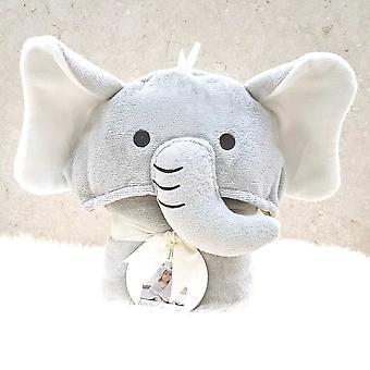 Serviette bébé Humphrey éléphant