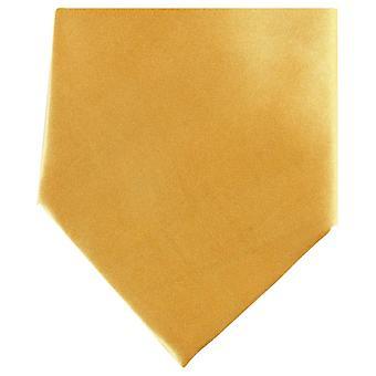 Gravata de poliéster Regular Neckwear Knightsbridge - ouro