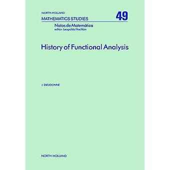 Historien om funktionell analys av Dieudonne & Jean Alexandre