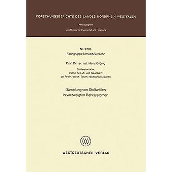 Dmpfung von Stowellen in Verzweigten Rohrsystemen von Grnig & Hans