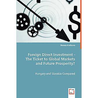 海外直接投資 Kralikova & レナータによるグローバル市場と将来の繁栄への航空券