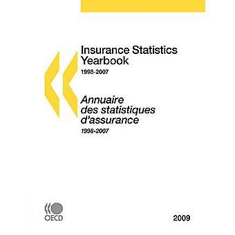 Försäkringsstatistik Årsbok 2009 av OECD Publishing