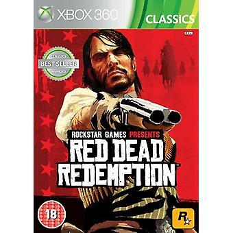 Red Dead Redemption-klassiekers (Xbox 360)-fabriek verzegeld