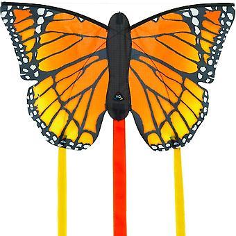 HQ latawce Monarch R motyl Kite 20 calowy Single - Line Kite z ogonem - aktywne zabawy na świeżym powietrzu, lat 5 lub więcej