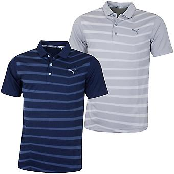 Puma Golf Herren 3D stricken Prismatic Polo Shirt