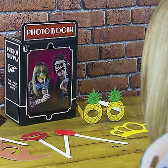 Party Photo Booth prop Set