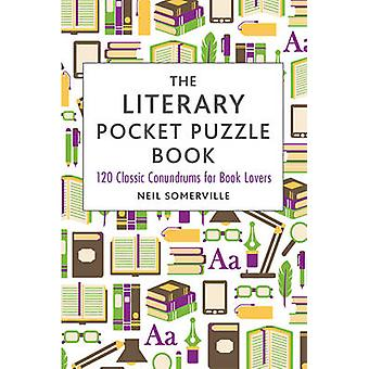 The Literary Pocket Puzzle Book - 120 Classic Conundrums for Book Love