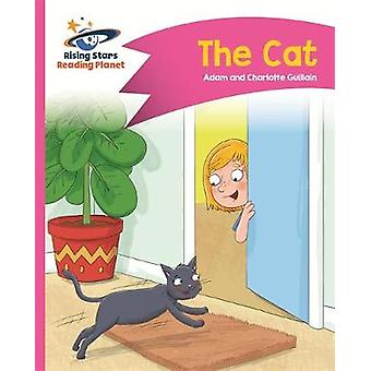 Reading Planet - The Cat - Pink A - Comet Street Kids by Adam Guillain