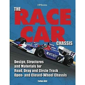 The Race Car Chassis by Forbes Aird - 9781557885401 Book