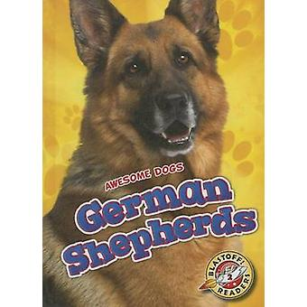 German Shepherds by Chris Bowman - 9781626172401 Book
