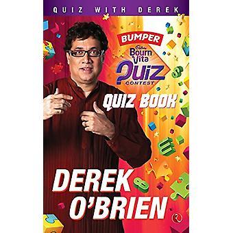 Bumper Bournvita Quiz Contest by Derek O'Brien - 9788129137647 Book
