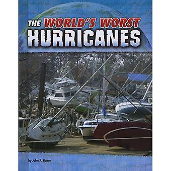 werelds ergste orkanen (Blazers:'s werelds ergste natuurrampen)