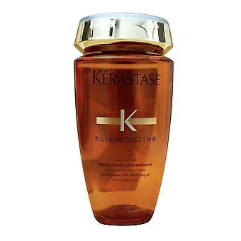 Kerastase Elixir Ultime Shampoo All Hair Types 8.45 OZ