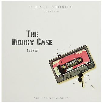 T.I.M.E. Stories Ekspansja Marcy Case