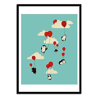 Art-Poster - Vi kan flyga - Jay Fleck