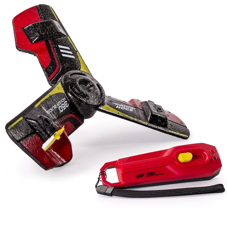 Air Hogs Red 360 Hoverblade Telecomando Boomerang Rosso
