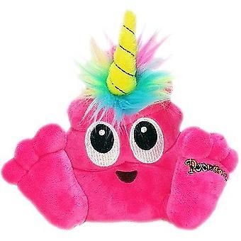 Poo-nicorns 25.5 Cm Plush - Pink