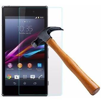 iCoverCase | Sony Xperia XZ Premium | 2-pack schermbescherming