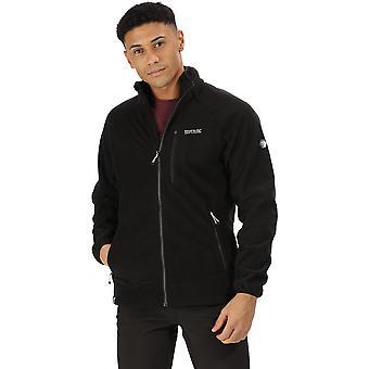 Regatta Mens Sheltor Waterproof Windproof Fleece Jacket