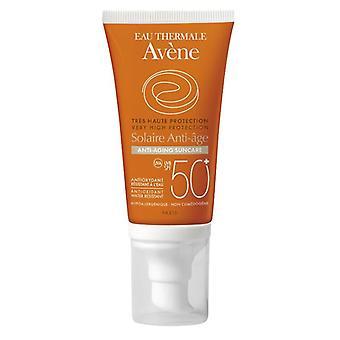 Avene proteção muito alta anti-envelhecimento SPF50 + 50ml