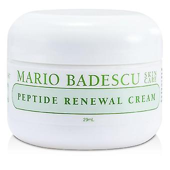 Mario Badescu Peptide Renewal Cream - For Combination/ Dry/ Sensitive Skin Types - 29ml/1oz