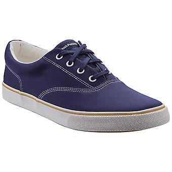 Hush Puppies Mens Chandler Lace Up Trainer