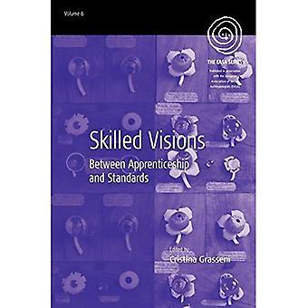 Visions qualifiées : entre apprentissage et normes (série EASA)