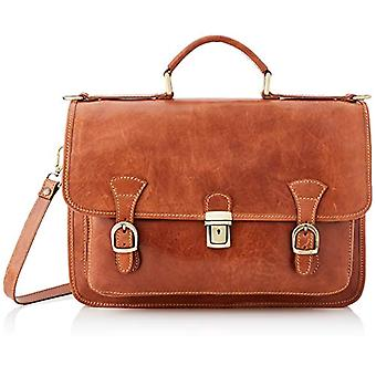 All-Fashion Hair Cbc18959opgf22 Unisex Adult Brown Hand Bag 12x28x40 cm (W x H x L)