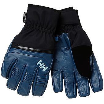 Helly Hansen Mens Alpha Warm HT Reinforced Winter Ski Gloves