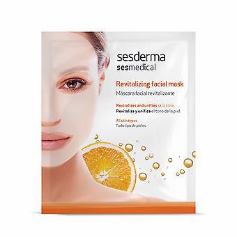 Sesderma Masks Revitalizing Mask 1 Ud For Women