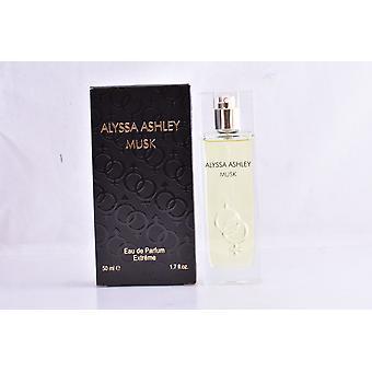 Alyssa Ashley Musk Extr'me Edp Spray 50 Ml Unisex