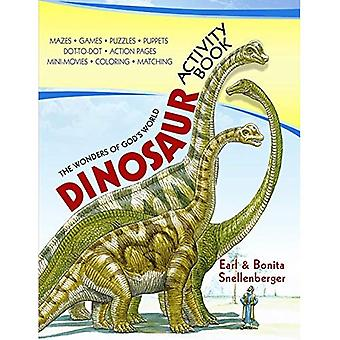 The Wonders of God's World Dinosaur Activity Book