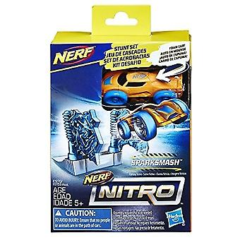 Nerf Nitro SparkSmash temppu setti