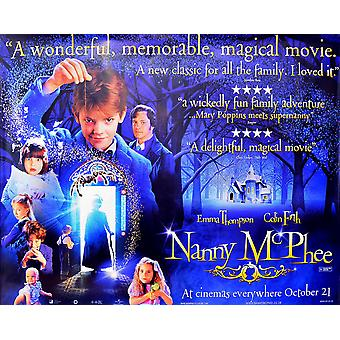 Nanny Mcphee (Double Sided) Original Cinema Poster