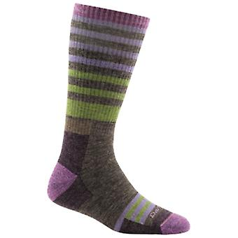 Darn Tough Taupe Womens Gatewood Boot Sock