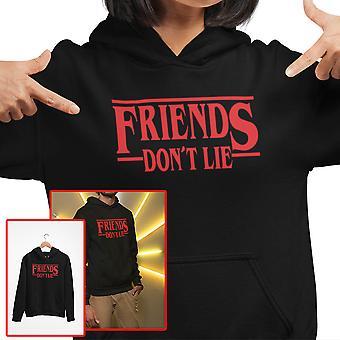 Priatelia Don & t lož dieťa Hoodie cudzinec veci Hoodie t-shirt