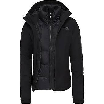 North Face Women's Mountain Light Triclimate Jacket - TNF Black