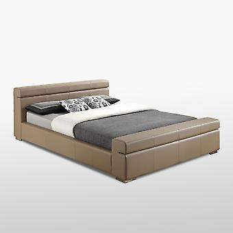 Durham Bed - Faux Leather